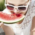 Pepenele rosu: beneficii pentru sanatate
