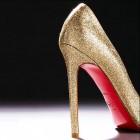 Pantofi pentru Revelion: Glitter