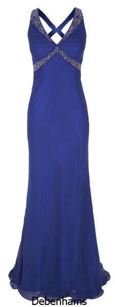 rochii albastre de sarbatori