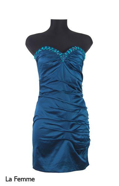 rochii de sarbatori albastre