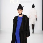 Berlin Fashion Week – designer Lucian Broscatean