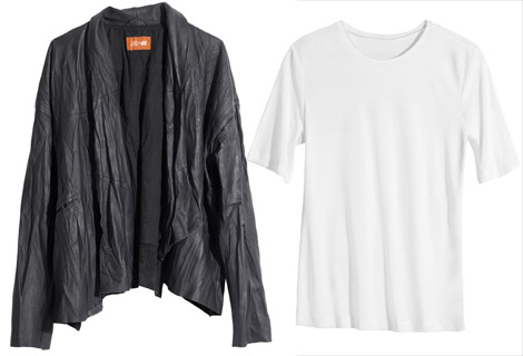 elin-kling-h-m-collection-leather-vest-tee