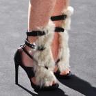 Trend alert: sandale cu blana