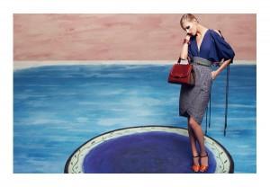 colectia de moda Fendi