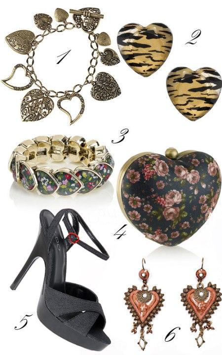 accesorii de dragobete