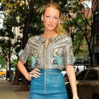 Blake Lively – noua Carrie Bradshaw?