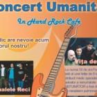 Concert caritabil pentru medicul FLORIN FANEA