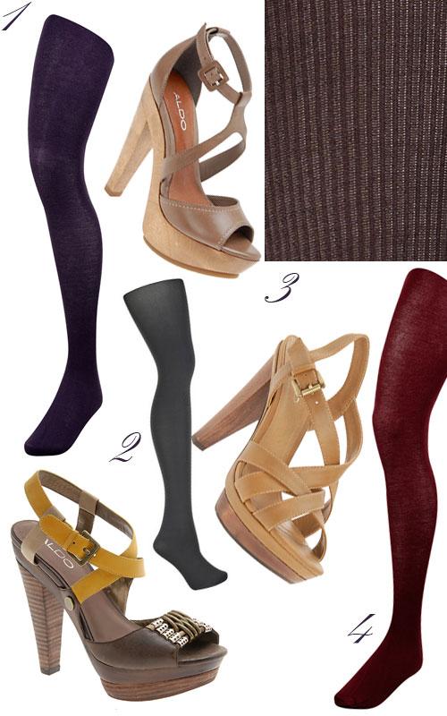 tendinte in moda sandale cu ciorapi