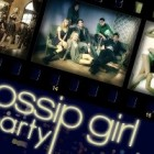 Gossip Girl Party la Letters Bar