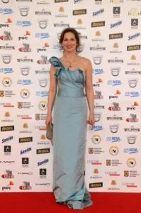 Ozana Oancea la Gala Premiilor Gopo 2011
