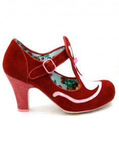 Pantofi Irregular Choice Sirens