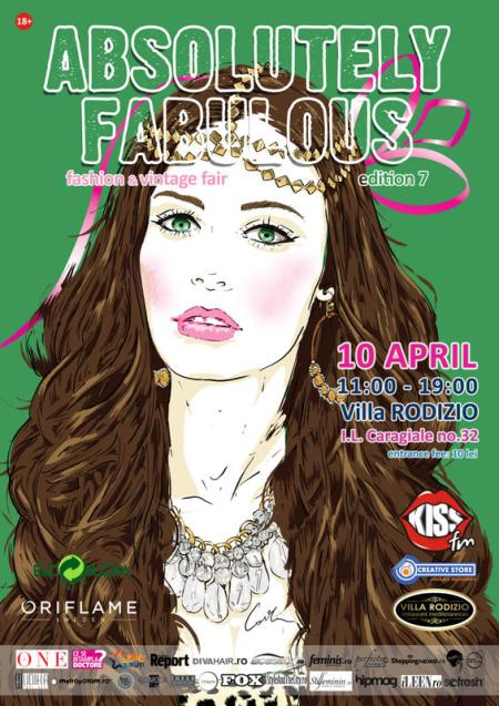 absolutely fabulous fashion and vintage fair