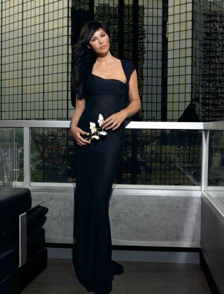 clasica rochie neagra