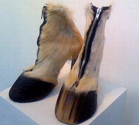 pantofi copite