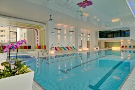 piscina de la orhideea spa