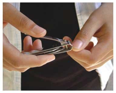 taierea unghiilor