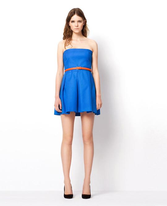 Zara TRF - colectia de rochii de primavara
