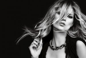 Kate Moss pentru David Yurman 2