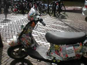 biciclete in amsterdam