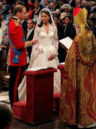 nunta anului intre catherine middleton si printul william