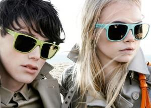 ochelari de soare burberry 2