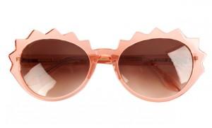 ochelari de soare cu rama roz - sonia