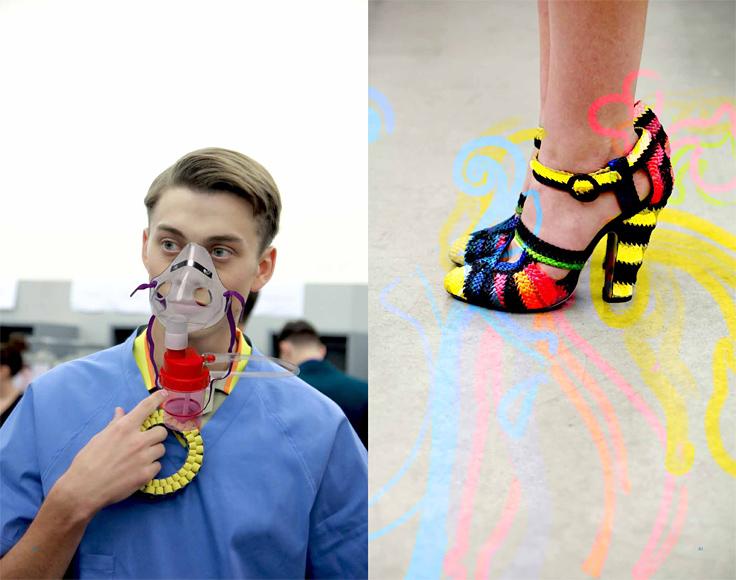 colectie de moda