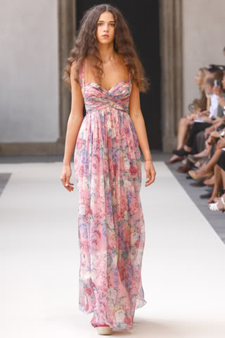 rochie luisa baccaria