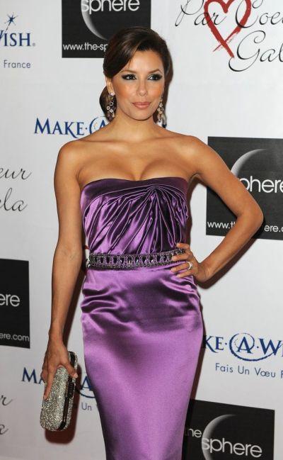 rochie purple din satin