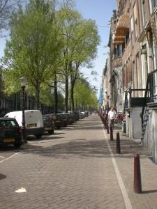 strada in amsterdam