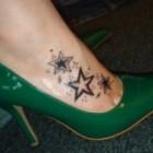 Tatuaj pe picior