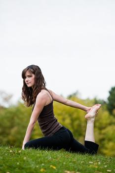 yoga si stretching