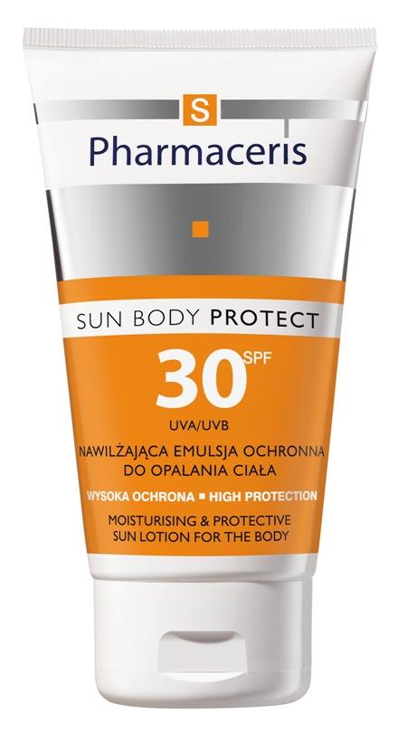 Emulsie hidratanta protectoare pentru corp SPF30