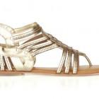 Trend alert: sandale aurite