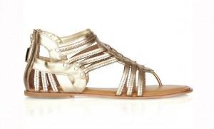Trend alert sandale aurite diane von furstenberg