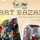 Prima editie Art Bazar la Lente & cafea