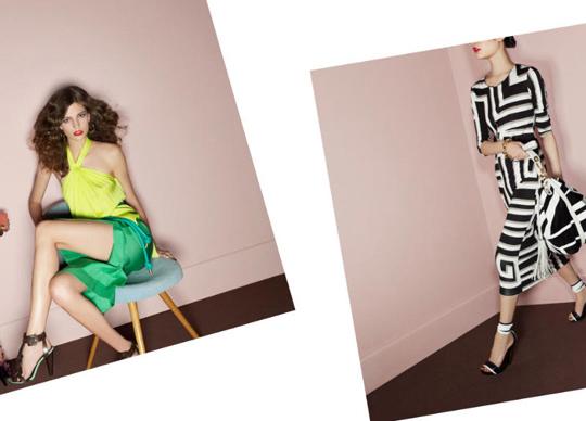 colectia de moda Goddesses 2