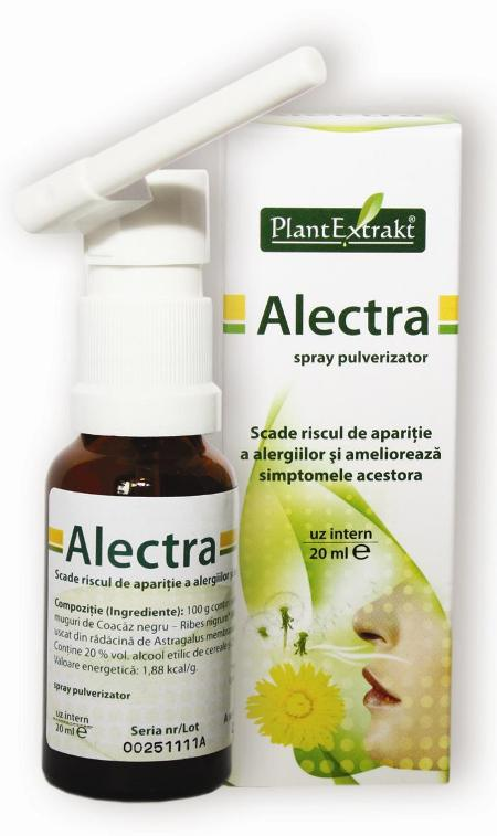 fara alergii cu alectra