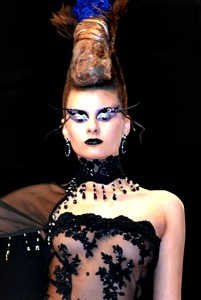 Catalin Botezatu - Modele de rochii de la BFW 2011 - poze cu fotomodele la bfw 2011 (2)