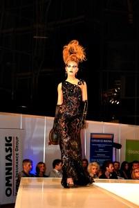 Catalin Botezatu - Modele de rochii de la BFW 2011 - poze cu fotomodele la bfw 2011