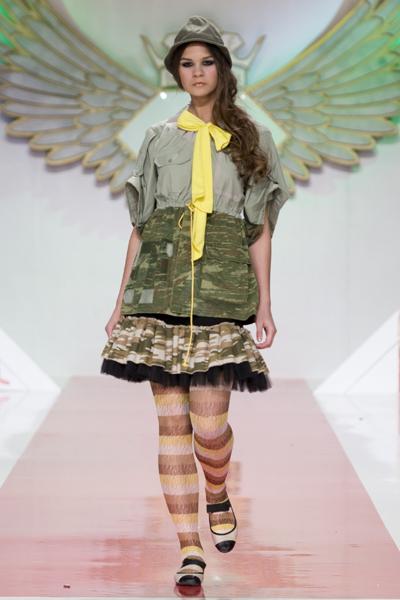 prezentare de moda katerina la bfw 2011 10
