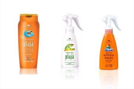 produse pentru protectie solara cosmetic plant