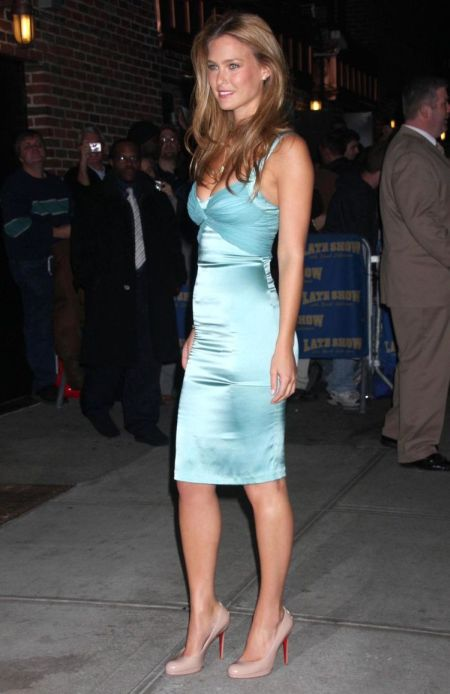 rochie din satin bleu