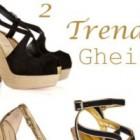 Trend alert vara 2011: pantofi de gheisa