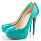 Trend de vedeta: pantofi turcoaz