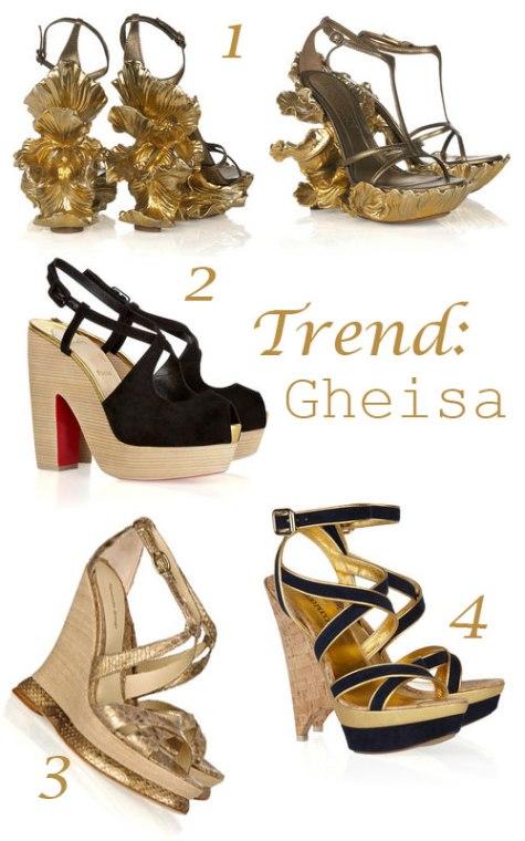 trend gheisa
