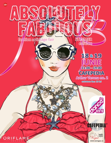 Absolutely Fabulous Fashion&Vintage Fair SUMMER EDITION