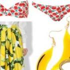 Trend alert: tutti frutti
