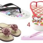 Shopping: slapi pentru plaja sau oras