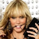 Machiaj profesional de vedeta: Heidi Klum